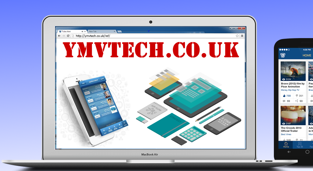 YMV Tech Refer & Earn